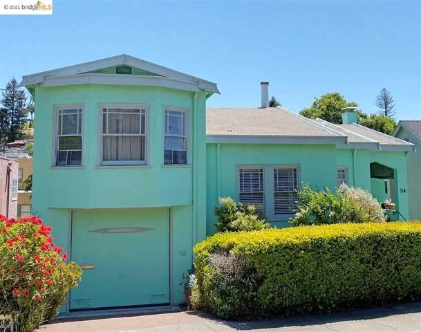 114 Magnolia Ave, Piedmont, CA 94610 (#40950672) :: The Grubb Company