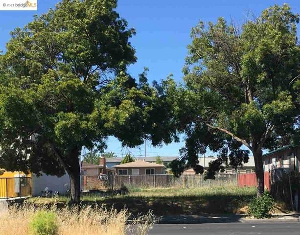 2901 Cutting Blvd, Richmond, CA 94804 (#40950687) :: MPT Property