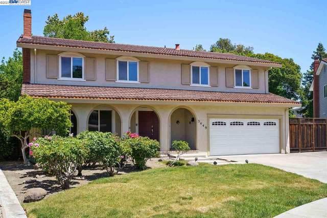 3449 Byron Ct, Pleasanton, CA 94588 (#40950752) :: Armario Homes Real Estate Team