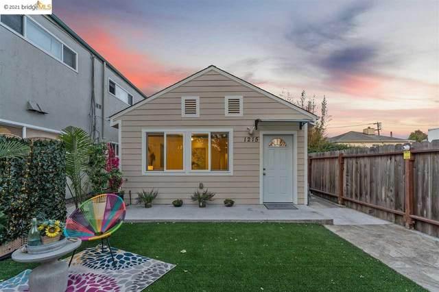 1215 San Pablo Ave, Berkeley, CA 94706 (#40951149) :: RE/MAX Accord (DRE# 01491373)