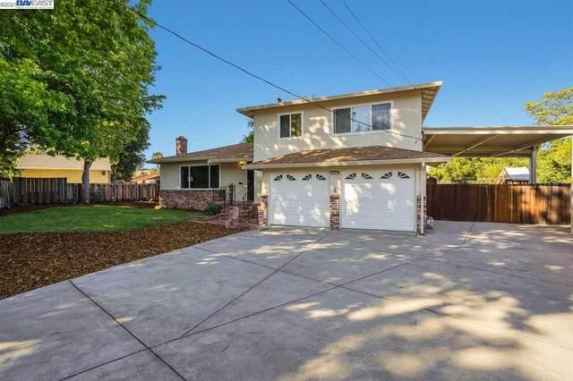 18492 Carlton Ave, Castro Valley, CA 94546 (#40951151) :: MPT Property