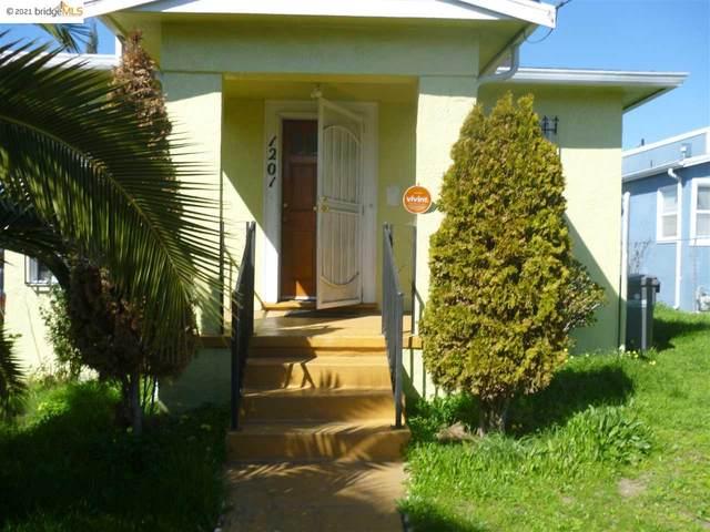 1201 62Nd Ave, Oakland, CA 94621 (#40951216) :: MPT Property