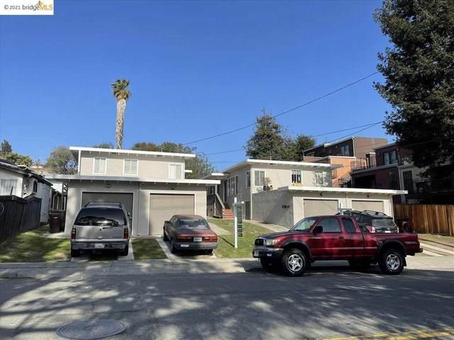 841 Cleveland Ave, Albany, CA 94706 (#40951239) :: MPT Property