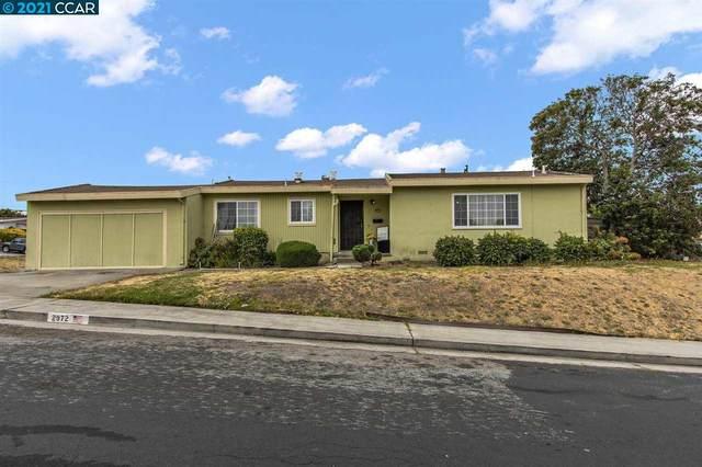 2972 Mullens Dr, Richmond, CA 94806 (#40951241) :: Swanson Real Estate Team | Keller Williams Tri-Valley Realty