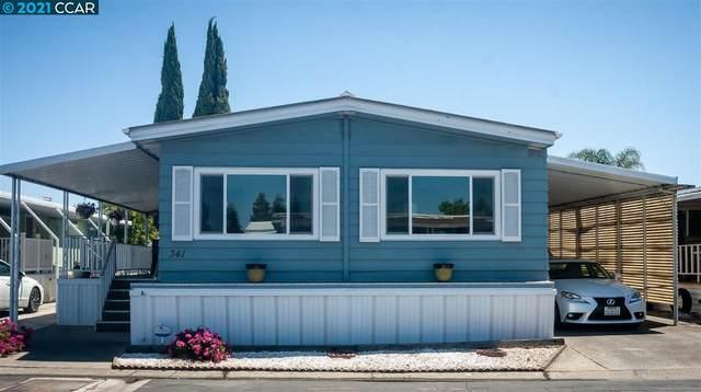 341 El Serena #112, Pacheco, CA 94553 (#40951346) :: MPT Property
