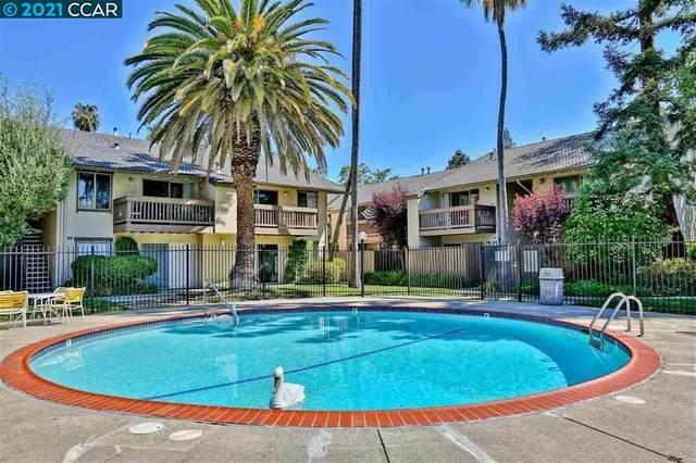 2730 Oak Rd #27, Walnut Creek, CA 94597 (#40951382) :: The Venema Homes Team