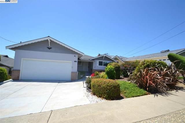18693 Brickell Way, Castro Valley, CA 94546 (#40951409) :: MPT Property