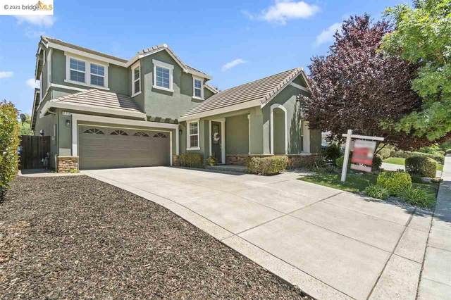 822 Shasta Daisy Dr, Brentwood, CA 94513 (#40951410) :: MPT Property
