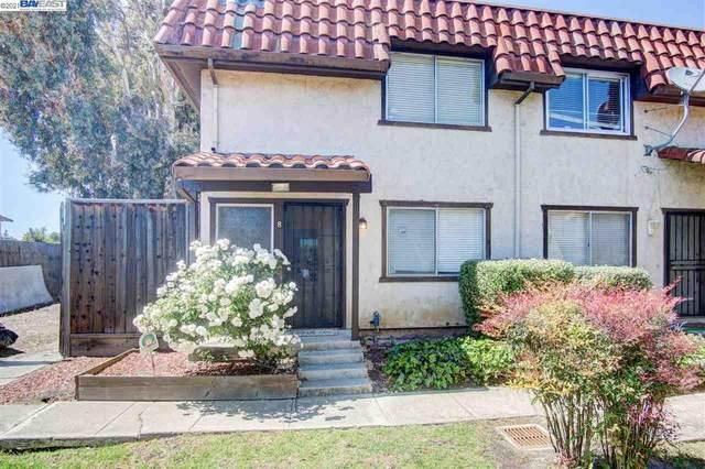 26897 Huntwood Ave #8, Hayward, CA 94544 (#40951429) :: The Venema Homes Team