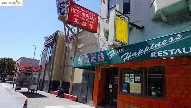4142 Geary Blvd, San Francisco, CA 94118 (#40951466) :: Realty World Property Network
