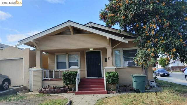 93 W 9Th St, Pittsburg, CA 94565 (#40951535) :: Blue Line Property Group