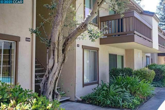 2742 Oak Rd #210, Walnut Creek, CA 94597 (#40951536) :: Swanson Real Estate Team | Keller Williams Tri-Valley Realty