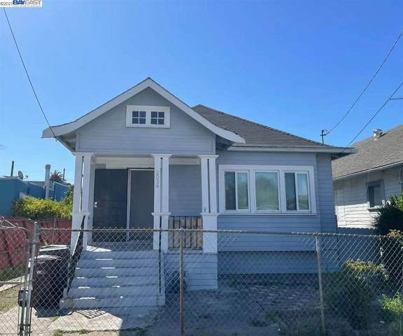 2036 25th Ave, Oakland, CA 94601 (#40951559) :: Real Estate Experts