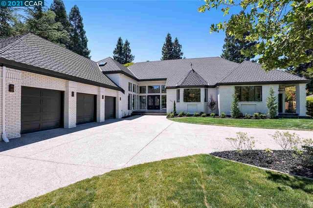 3308 Blackhawk Meadow Dr, Danville, CA 94506 (#40951626) :: MPT Property