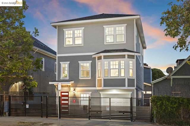 867 W Macarthur, Oakland, CA 94608 (#40951637) :: Blue Line Property Group