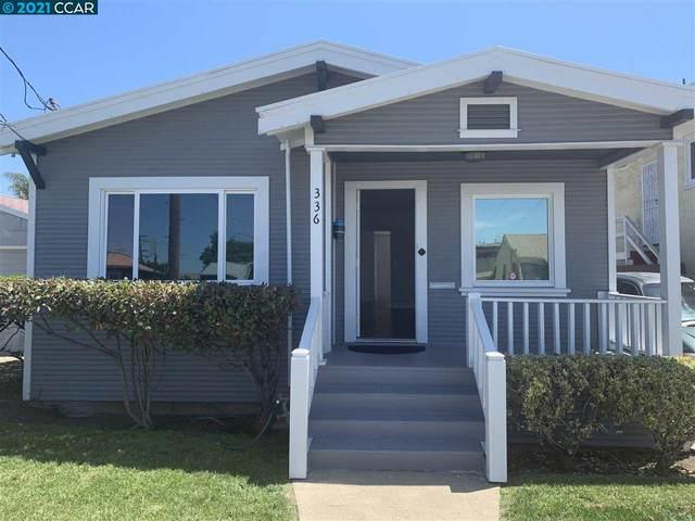 336 36TH, Richmond, CA 94805 (#40951652) :: Blue Line Property Group