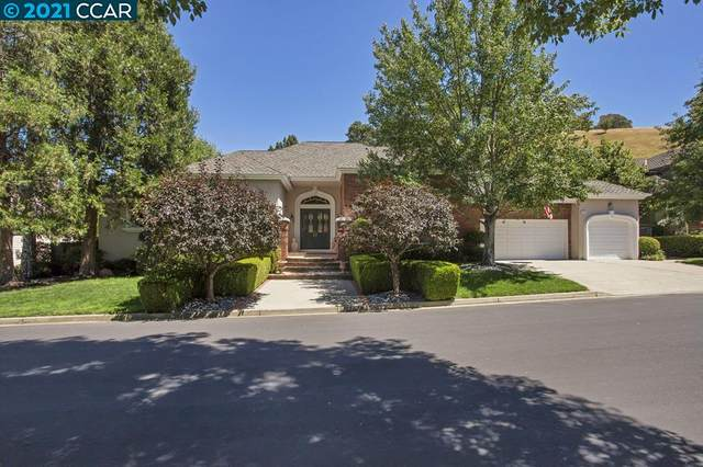 3407 Stage Coach Dr, Lafayette, CA 94549 (#40951654) :: Blue Line Property Group