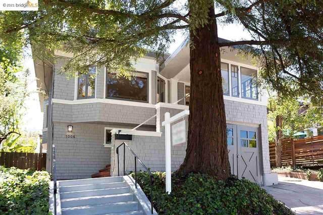 1006 Rose Ave, Piedmont, CA 94611 (#40951811) :: Blue Line Property Group