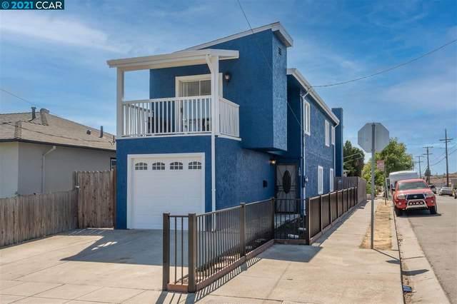 139 S 33Rd St, Richmond, CA 94804 (#40951877) :: MPT Property