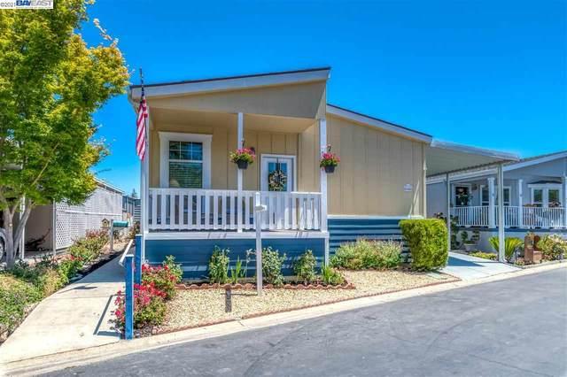 3263 Vineyard Ave Spc 10, Pleasanton, CA 94566 (#40951911) :: Sereno