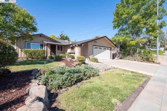 1957 Ivy Way, Fremont, CA 94539 (#40951937) :: MPT Property