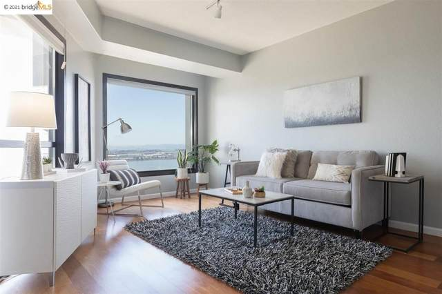 6363 Christie Ave #2501, Emeryville, CA 94608 (#40951988) :: MPT Property