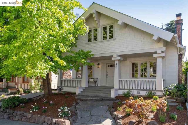 15 Westall Ave, Oakland, CA 94611 (#40951992) :: Swanson Real Estate Team | Keller Williams Tri-Valley Realty