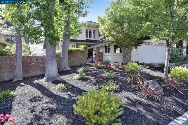 955 Redwood Dr, Danville, CA 94506 (#40952095) :: Blue Line Property Group