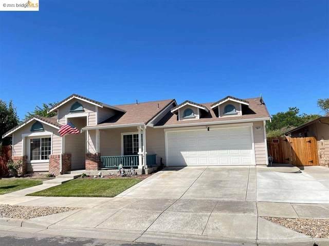 3017 Carey Ln, Brentwood, CA 94513 (#40952154) :: MPT Property