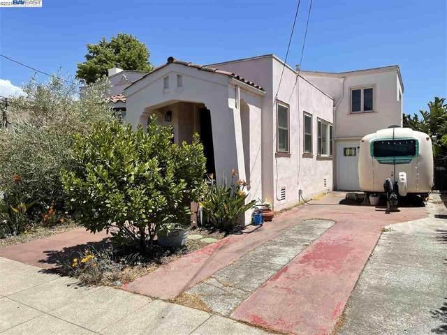 1014 Pearl St, Alameda, CA 94501 (#40952172) :: MPT Property