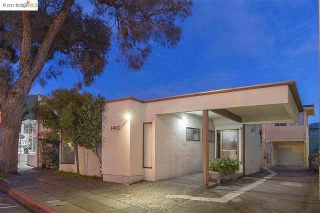 1402 Solano Avenue, Albany, CA 94706 (#40952187) :: MPT Property