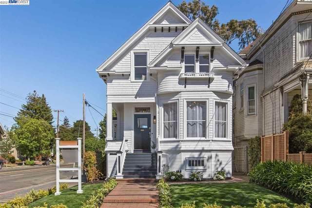 1122 Grand Street, Alameda, CA 94501 (#40952240) :: MPT Property