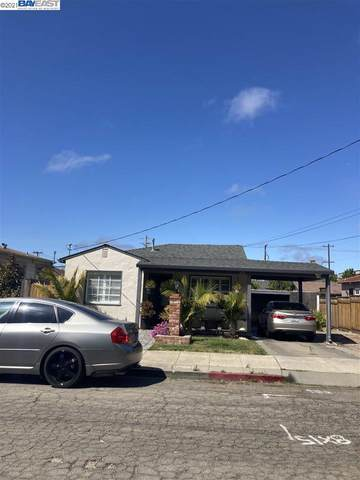 2135 Buena Vista Ave, San Leandro, CA 94577 (#40952245) :: Real Estate Experts