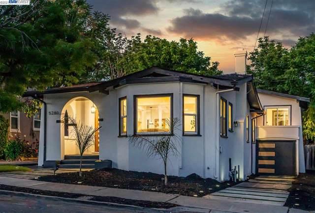 5280 Belvedere St, Oakland, CA 94601 (#40952246) :: Blue Line Property Group