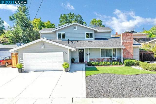 216 Shenandoah Dr, Martinez, CA 94553 (#40952253) :: MPT Property