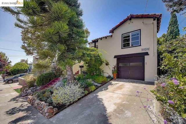 3659 Laurel Ave, Oakland, CA 94602 (#40952288) :: MPT Property