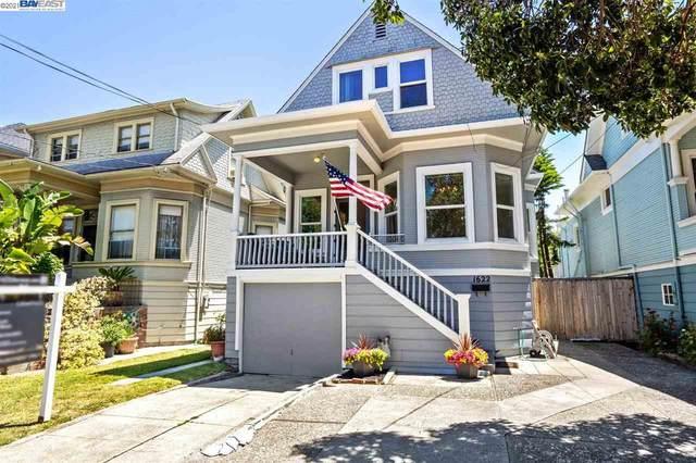 1622 Sherman St, Alameda, CA 94501 (#40952296) :: MPT Property