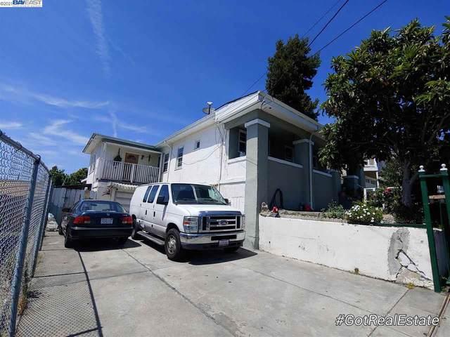 2611 Parker Ave, Oakland, CA 94605 (#40952308) :: MPT Property