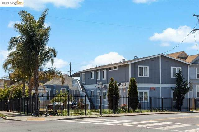 2373 Foothill Blvd, Oakland, CA 94601 (#40952324) :: MPT Property