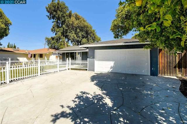 871 Clyde Ave, Santa Clara, CA 95054 (#40952328) :: MPT Property