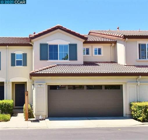 418 Regal Lily Lane, San Ramon, CA 94582 (#40952352) :: MPT Property