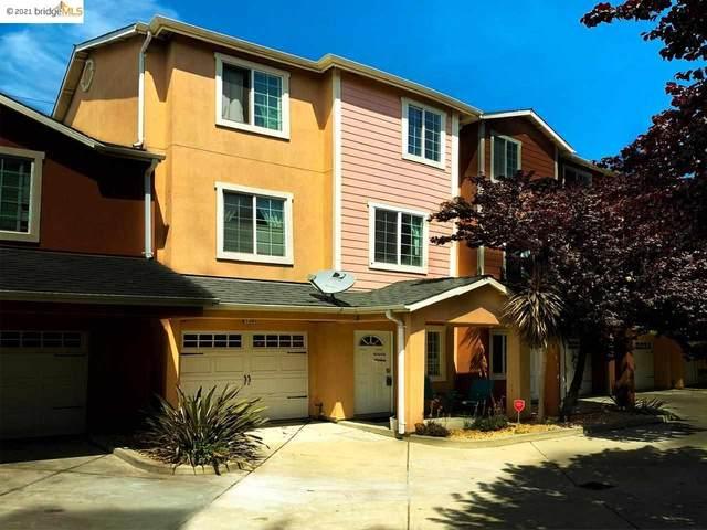 1303 Esmond Ave, Richmond, CA 94801 (#40952386) :: Blue Line Property Group