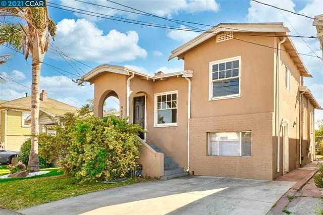 9627 Walnut St, Oakland, CA 94603 (#40952387) :: Realty World Property Network