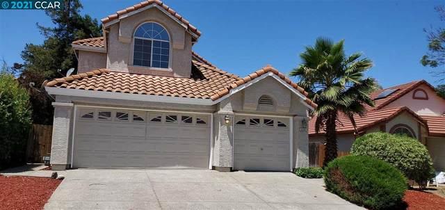 5018 Toyon Way, Antioch, CA 94531 (#40952394) :: MPT Property