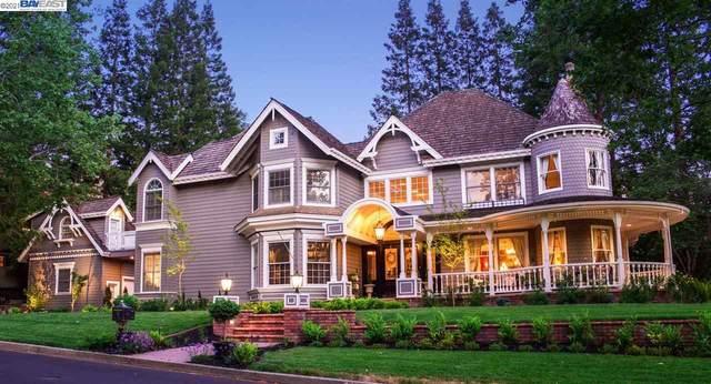 2971 Deer Meadow Dr, Danville, CA 94506 (#40952397) :: The Venema Homes Team