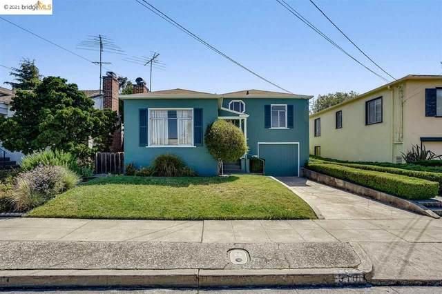 310 Pomona Ave, El Cerrito, CA 94530 (#40952417) :: The Venema Homes Team