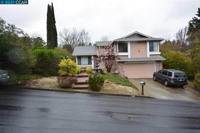 1439 Huston Road, Walnut Creek, CA 94589 (#40952438) :: MPT Property