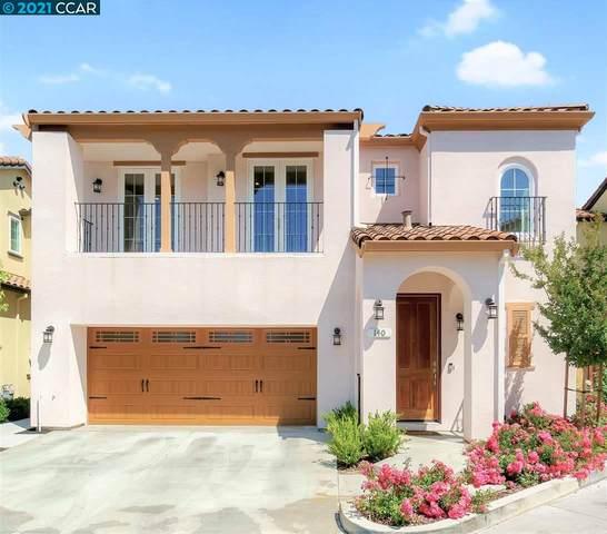 140 Barias, Pleasanton, CA 94566 (#40952456) :: Blue Line Property Group