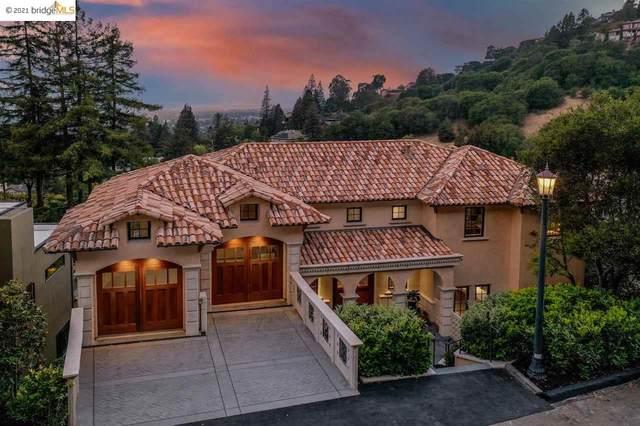 1440 Westview Dr, Berkeley, CA 94705 (#40952498) :: Blue Line Property Group