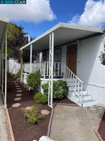 16401 San Pablo Ave. #452, San Pablo, CA 94806 (#40952561) :: MPT Property